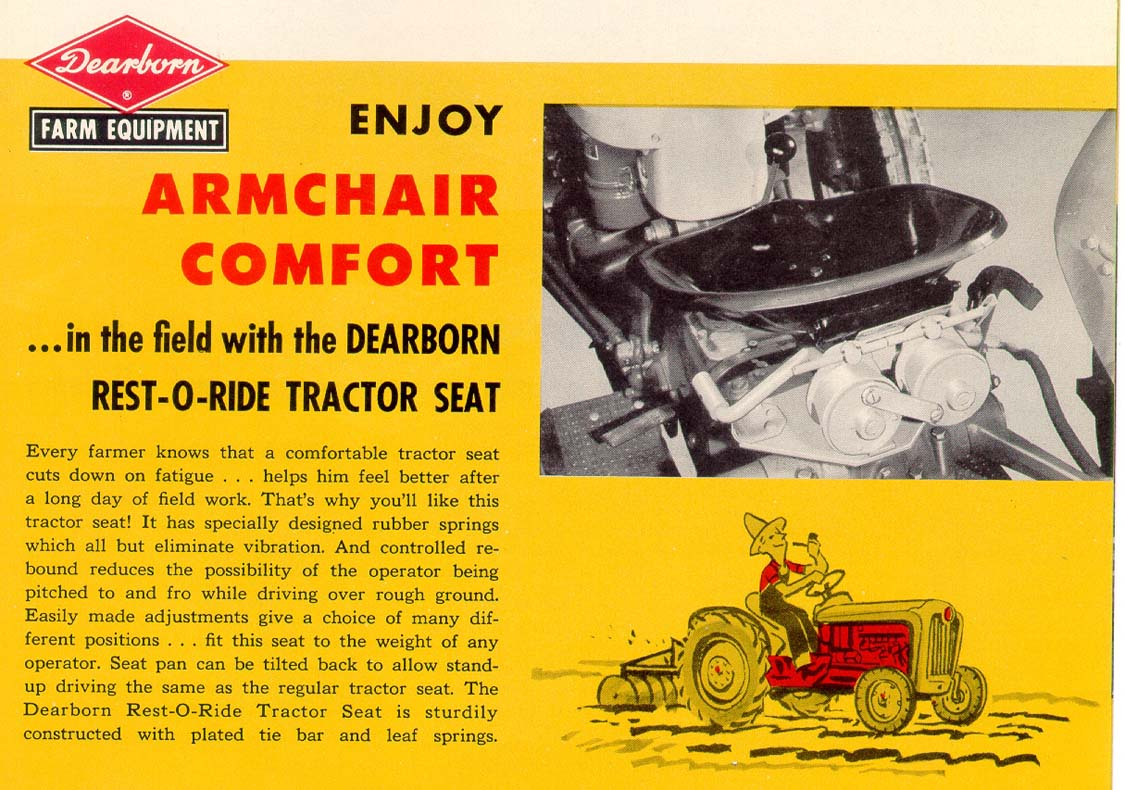 Rest O Ride Seat Ad