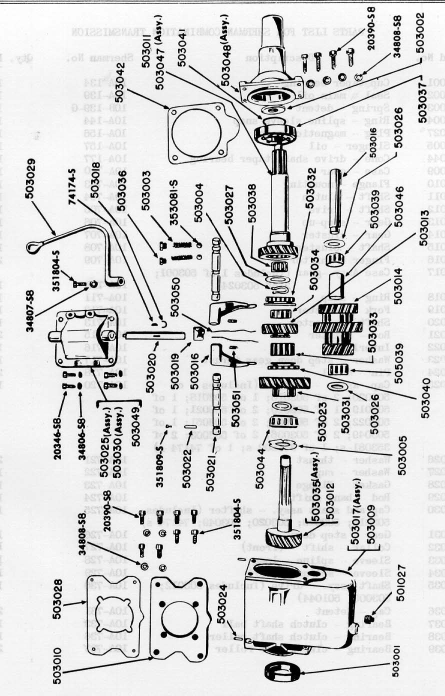 Ford Tractor Parts Diagram Wiring For 3000 Sel 2310 Engine Auto