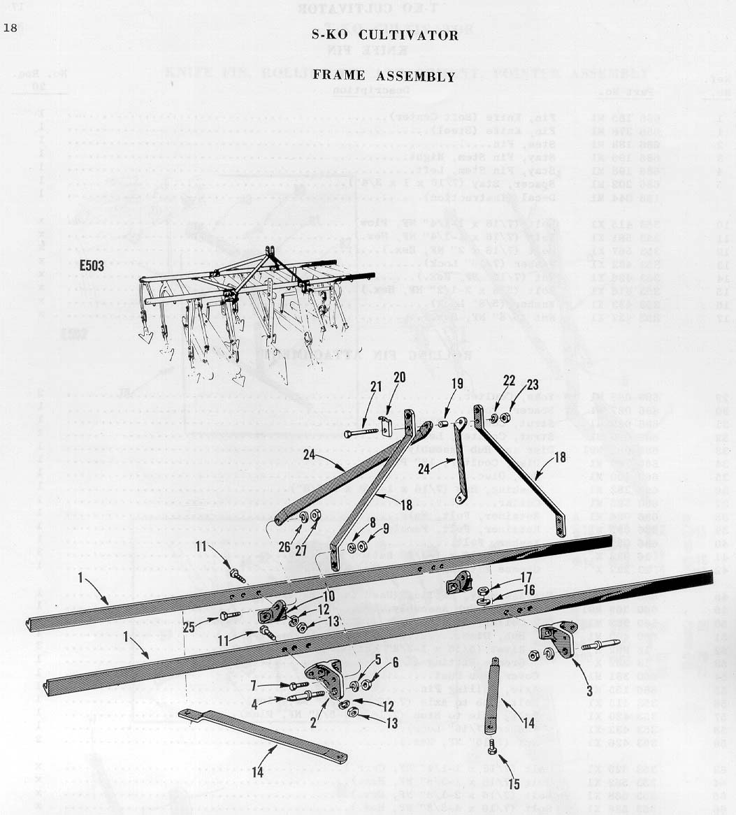 Replyfergusoncultivatordealer Parts Manual Posted Ford Diagrams Dealer On In Reply To Ferguson S Ko Cultivator