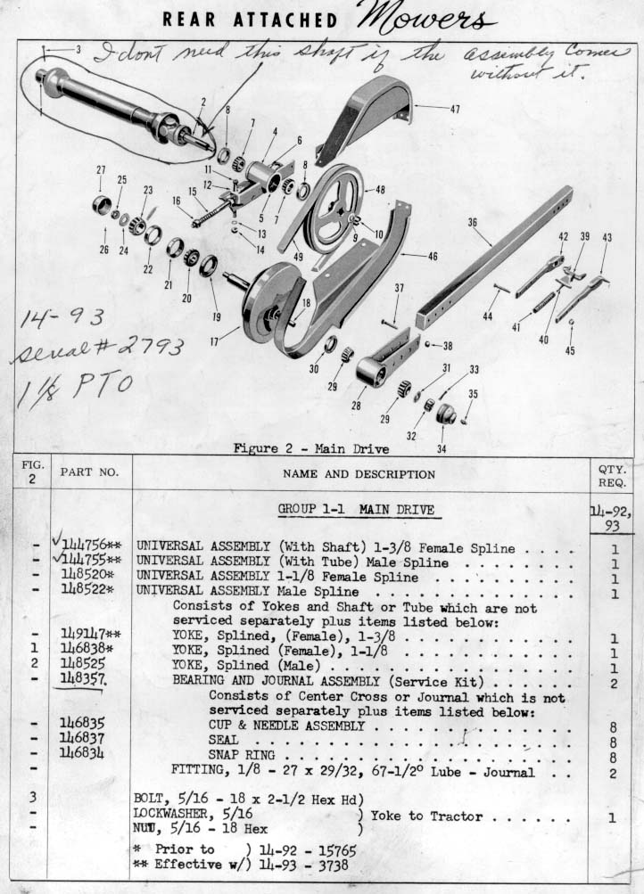Ford flail mower parts diagram submited images