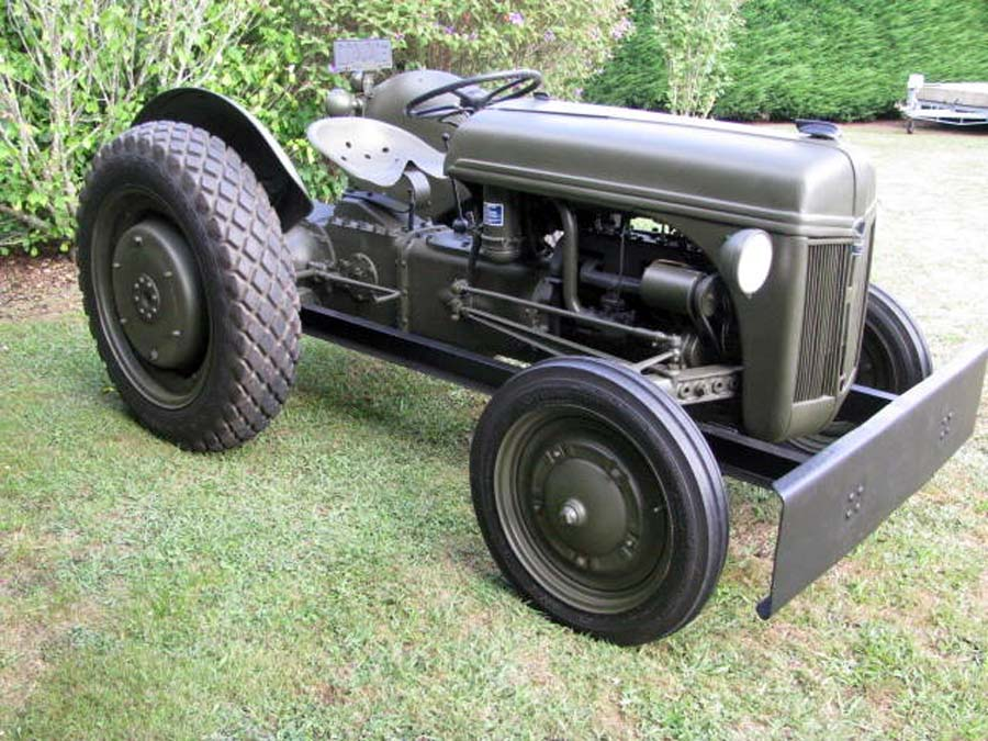 Restored Ford 9n : Photos of restored nbn