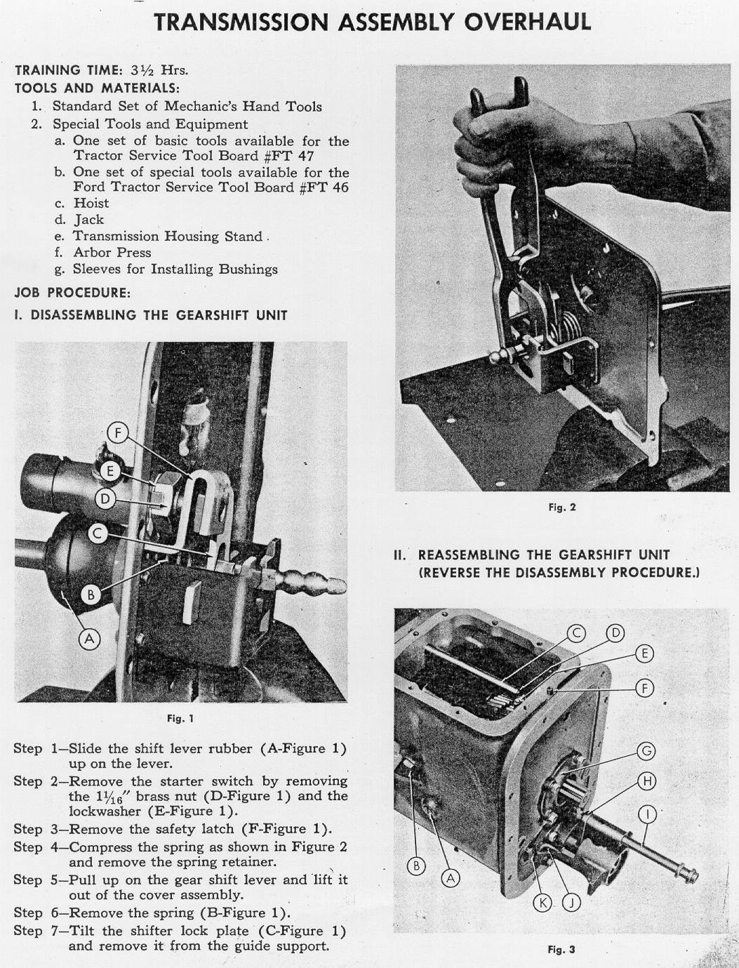 ford 8n tractor manual pdf