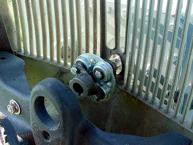 Front Mounted Hydraulic Pump : Front mounted hydraulic system from jackson power steering