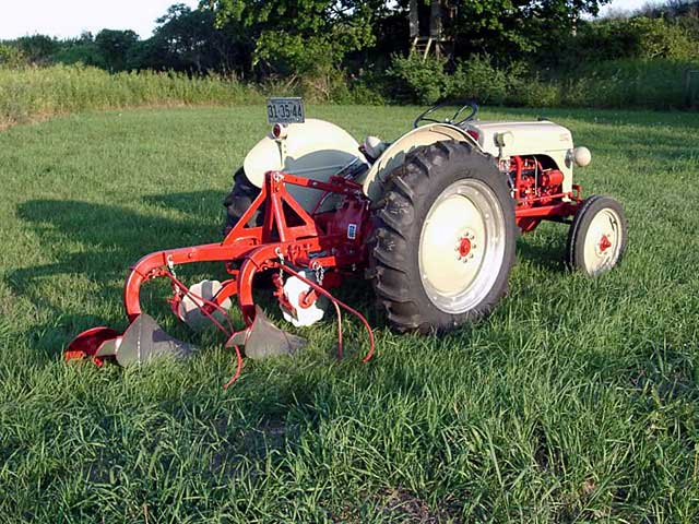 1948 8N Ford Tractor Righ 8n ford tractor registry (1947 thru 1950) 8n ford tractor wiring harness information at gsmportal.co