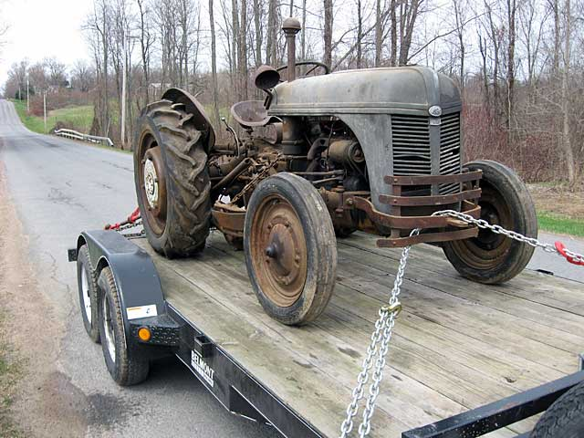 Ford 2000 Tractor Battery Size : Ford n owner registry autos post
