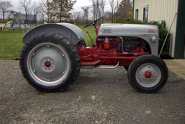 Bill Estes Ford >> 8N & Newer Ford Tractor Registry (1951 and up)