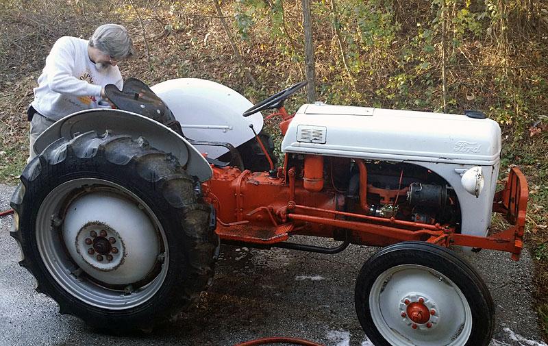 8N Ford Tractor Registry (1947 thru 1950)