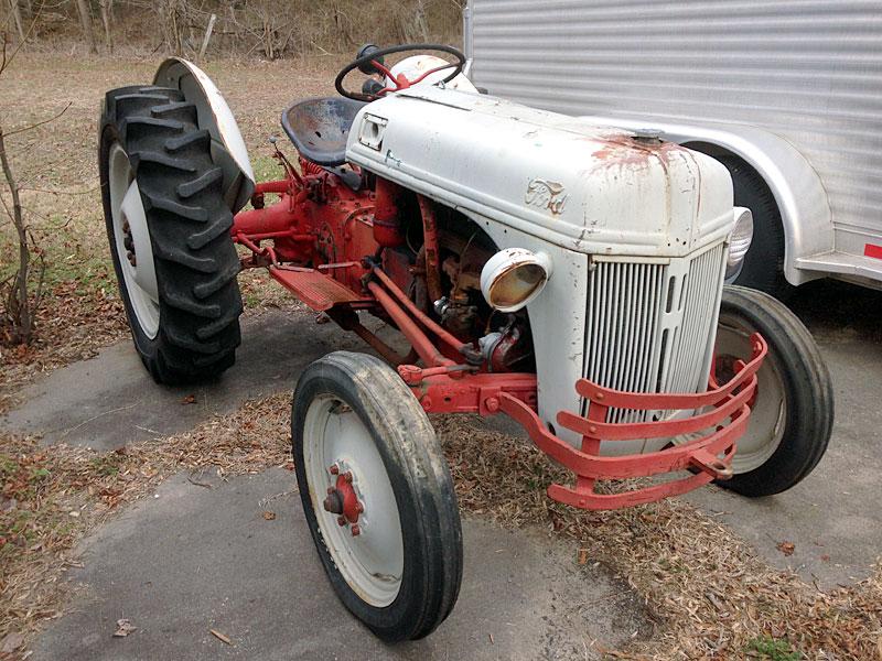 8n \u0026 newer ford tractor registry (1951 and up)jmnw z jc burkes, johnz_19518n 1951, 8n, ☆8n340805☆, my frist tractor