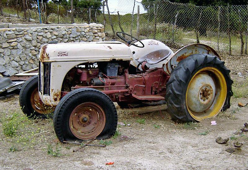 8n ford tractor registry  1947 thru 1950
