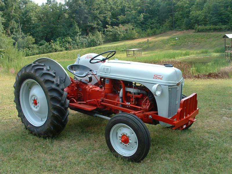 8n \u0026 newer ford tractor registry (1951 and up)1951, 8n, 8n350765, completely restored 2013, roy warren, ted helms, royw_19518n