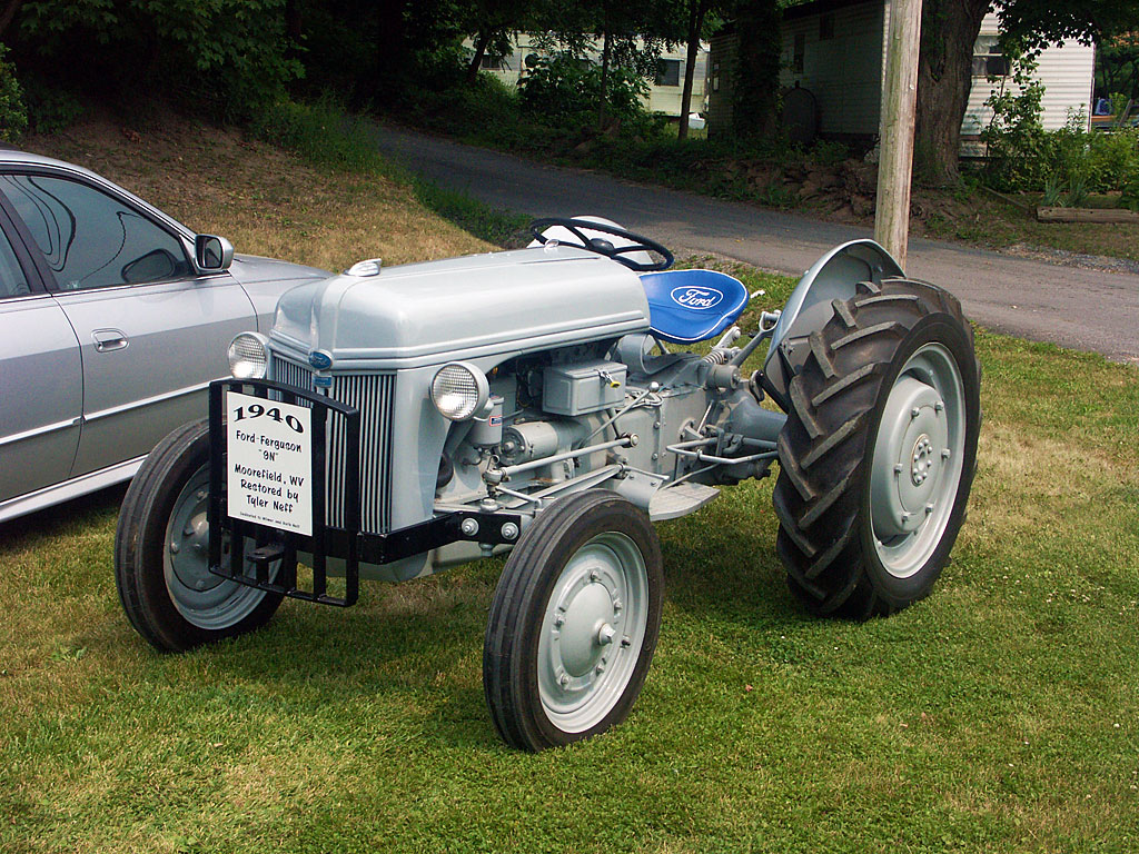 9n 2n Ford Tractor Registry N Tractor Club.html | Autos Post