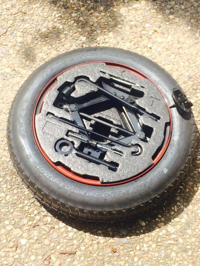Hyundai Spare 16 Tire Kit.html | Autos Weblog