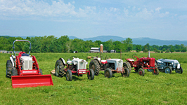 Neff Tractors